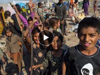 巴基斯坦贫民窟